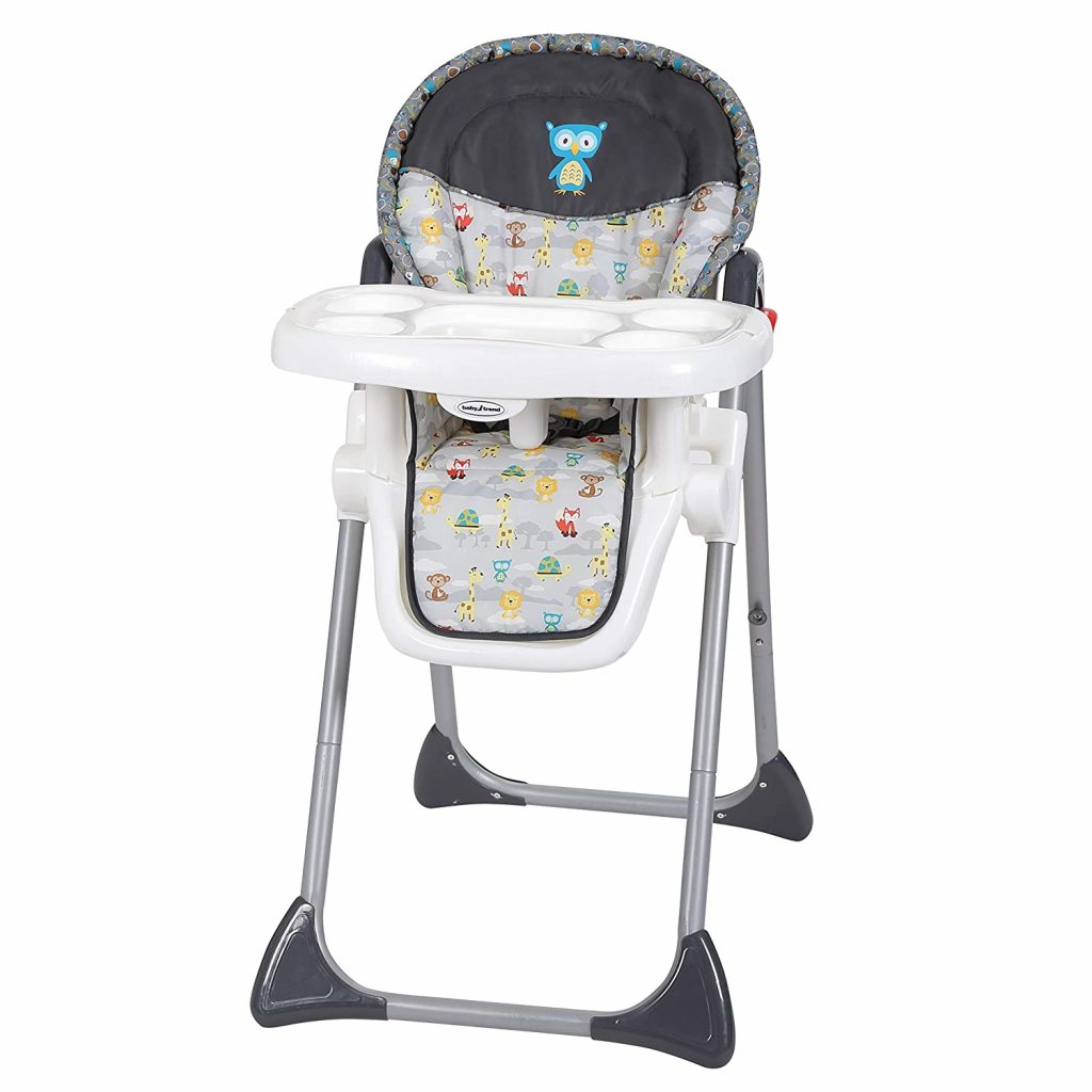 Review: Baby Trend Sit-Right High Chair