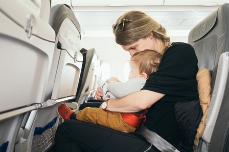 6 Life Saving Tips For Flying With a Toddler