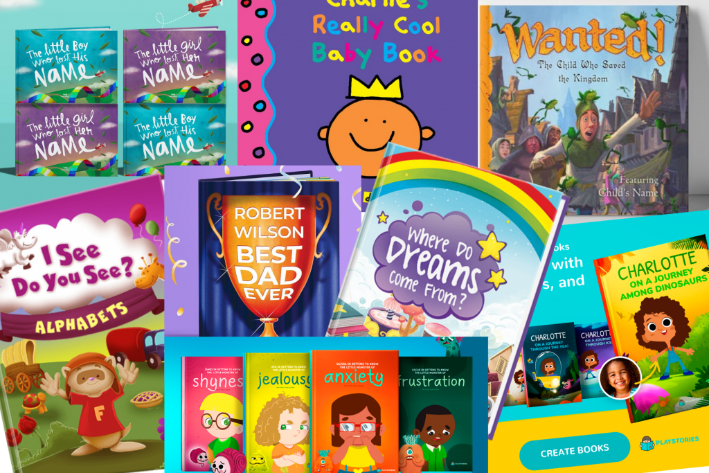 Personalized Storybooks for the Family (And Where to Buy Them)