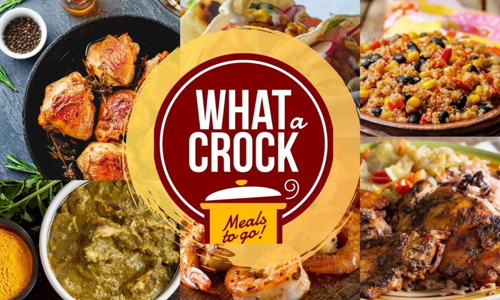 Healthy Freezer to Crockpot Meals with What a Crock!