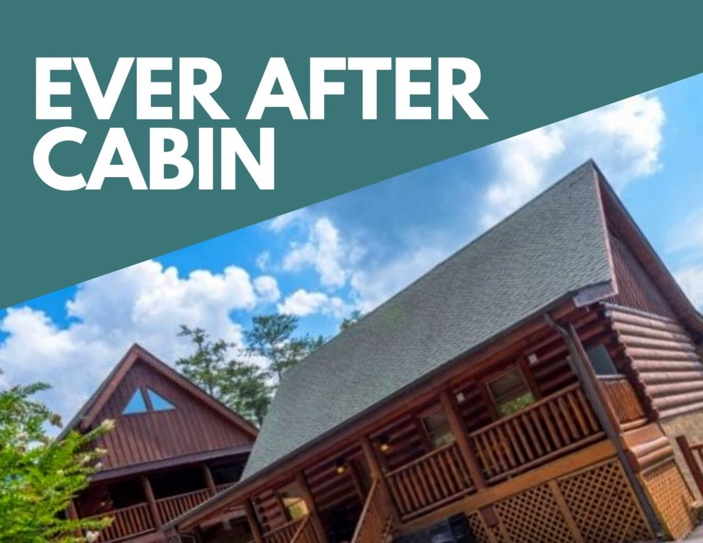 A Last Minute Staycation in Ever After Pigeon Forge Cabin