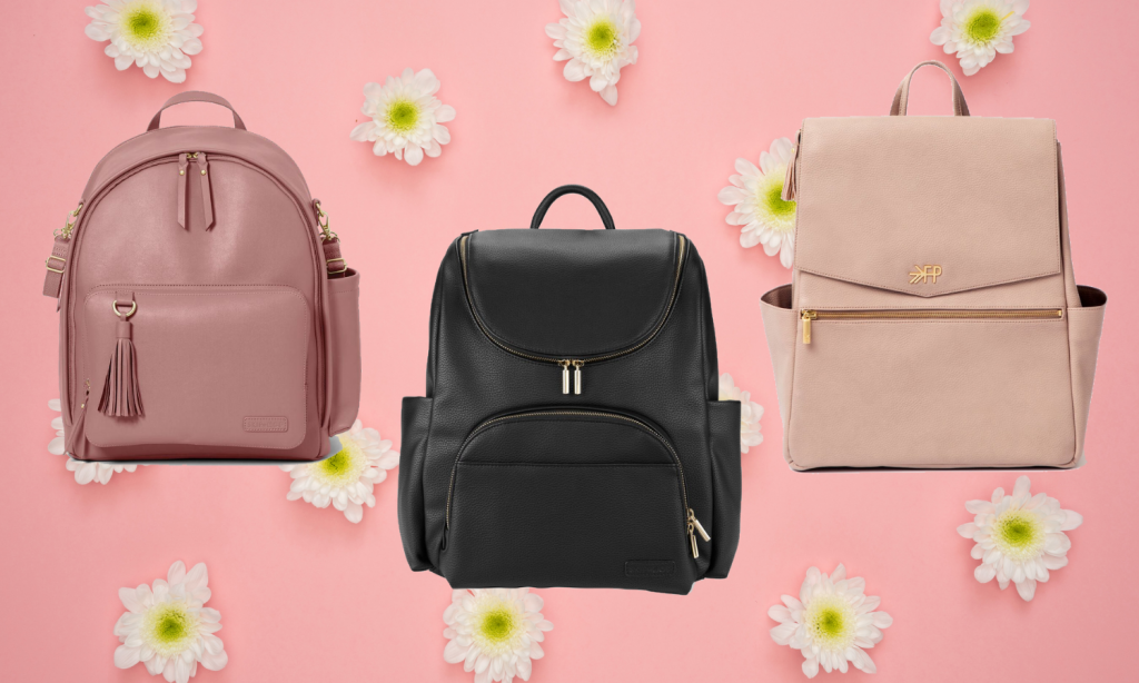 Chic And Stylish Diaper Bags That You Can Use For All Occasions