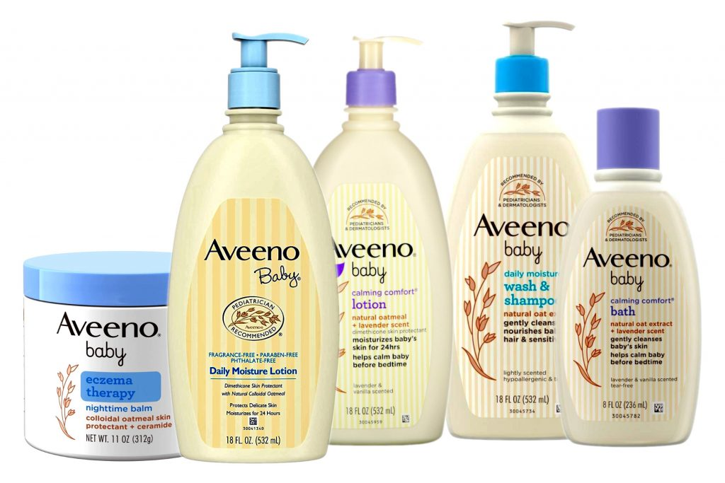 Review of Aveeno Baby Products (We Love Them!)