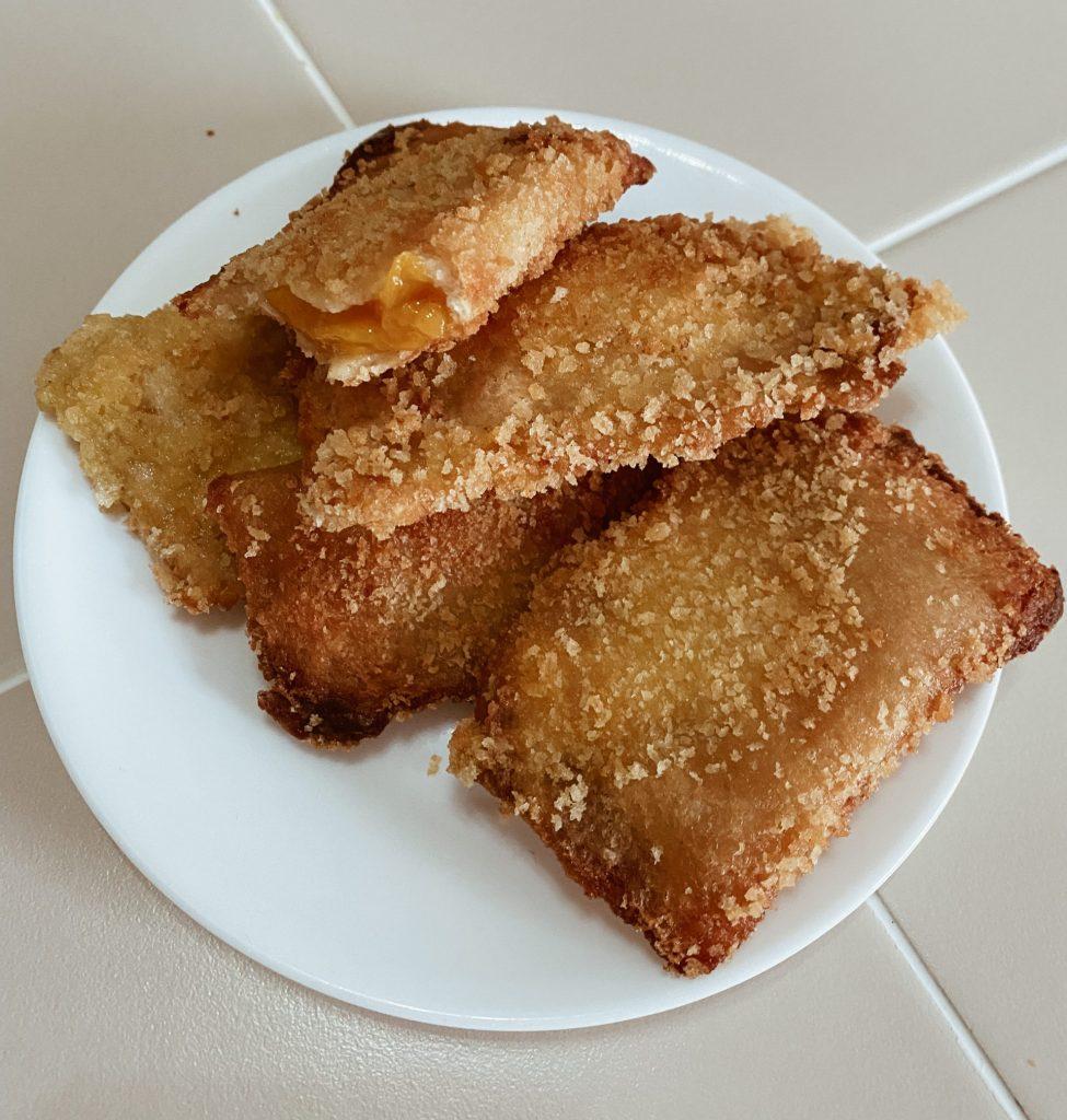 Easy Homemade Jollibee Peach Mango Pie